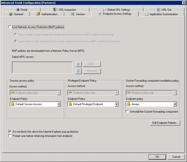 microsoft forefront uag endpoint components v4.0.0